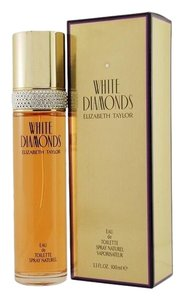 Elizabeth Taylor White Diamonds 3.3 ounce Spray Women's Perfume