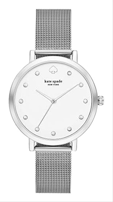 Item - Silver Monterey Three-hand Stainless Steel Watch