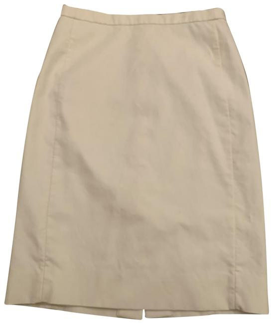 Item - Ivory No. 2 Pencil Skirt Size 0 (XS, 25)