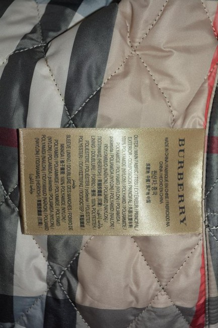 Burberry New Trench Coat Image 11