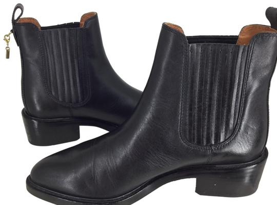Preload https://img-static.tradesy.com/item/26192813/coach-black-chelsea-bowery-ankle-leather-bootsbooties-size-us-85-regular-m-b-0-2-540-540.jpg