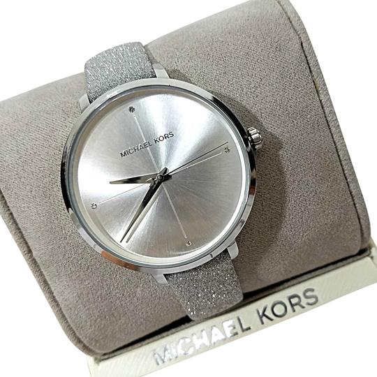 Preload https://img-static.tradesy.com/item/26192984/michael-kors-silver-women-s-charley-silver-tone-mk2793-watch-0-3-540-540.jpg