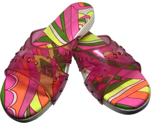 Charles by Charles David Multicolor 101519 Sandals Size US 8 Regular (M, B) Charles by Charles David Multicolor 101519 Sandals Size US 8 Regular (M, B) Image 1