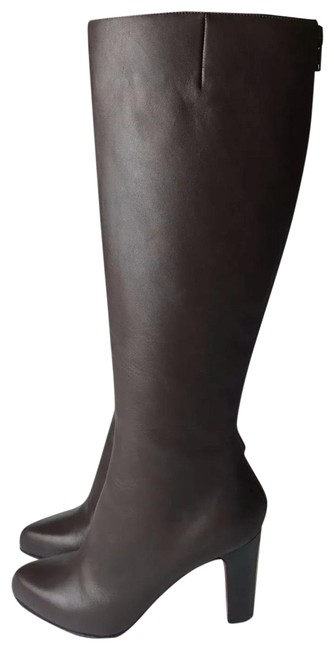 Item - Brown Bourge 85 Knee High Euro Boots/Booties Size EU 35 (Approx. US 5) Narrow (Aa, N)