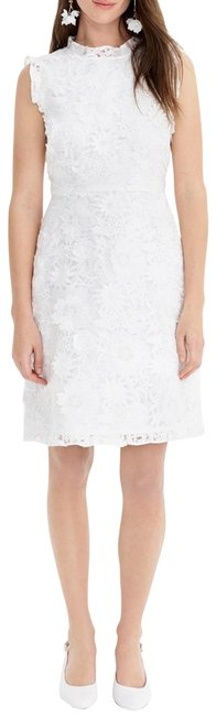 Preload https://img-static.tradesy.com/item/26193354/jcrew-white-floral-lace-short-casual-dress-size-2-xs-0-2-650-650.jpg