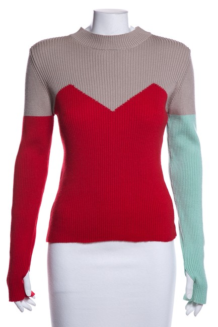 Item - Multi Knit Multicolor Sweater