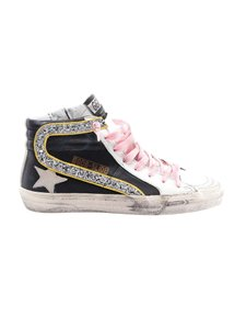 Golden Goose Deluxe Brand Sneaker G35ws595.a60 Black Athletic