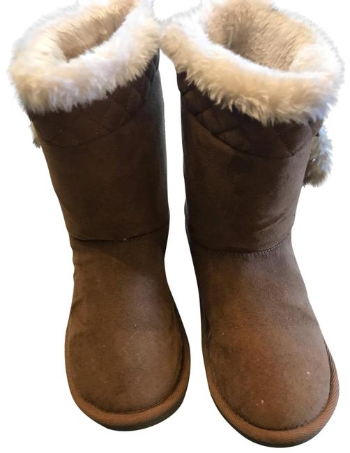 Arizona Camel Girls Boots/Booties Size US 4 Regular (M, B) Arizona Camel Girls Boots/Booties Size US 4 Regular (M, B) Image 1