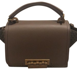 Zac Posen Eartha Top Handle Satchel in Green