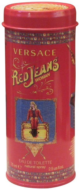 Versace Red Jeans 75 Ml Edt Sp For Women Fragrance Versace Red Jeans 75 Ml Edt Sp For Women Fragrance Image 1