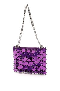 Paco rabanne 19hss0102plx015 P500 Tote in Purple