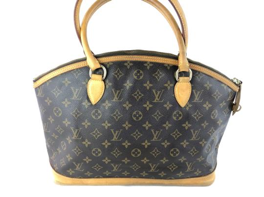 Preload https://img-static.tradesy.com/item/26196613/louis-vuitton-lockit-monogram-brown-canvas-tote-0-0-540-540.jpg