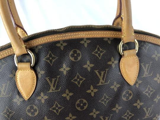 Louis Vuitton Lockit Speedy Neverfull Tote in Brown Image 10