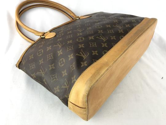 Louis Vuitton Lockit Speedy Neverfull Tote in Brown Image 3