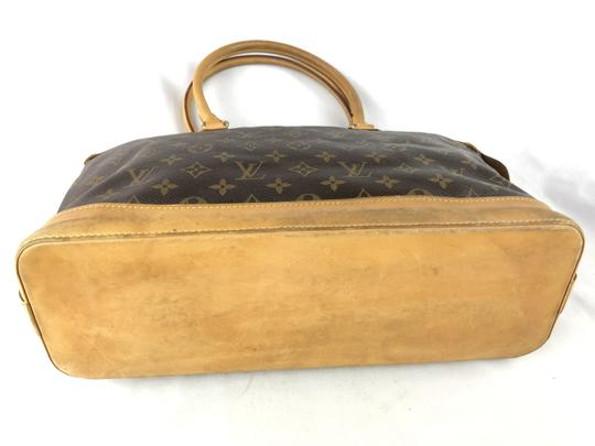 Louis Vuitton Lockit Speedy Neverfull Tote in Brown Image 4