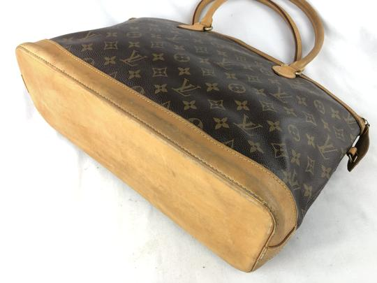 Louis Vuitton Lockit Speedy Neverfull Tote in Brown Image 5