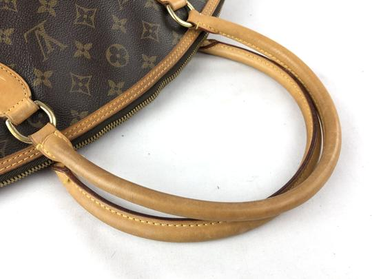 Louis Vuitton Lockit Speedy Neverfull Tote in Brown Image 7