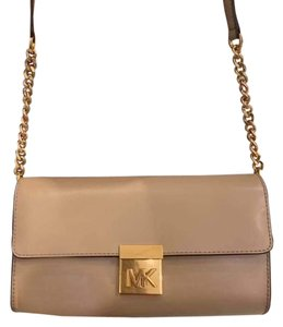 Michael Kors Shoulder Mott Clutch Wallet Cross Body Bag