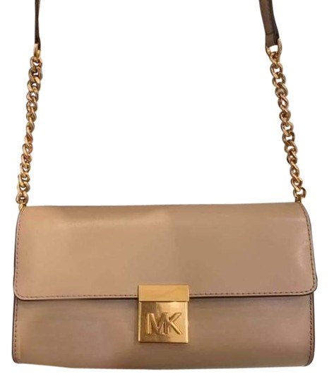Michael Kors Shoulder Mott Clutch Wallet Cross Body Bag Image 0