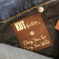 KUT from the Kloth Boot Cut Jeans Image 4