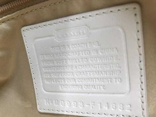 Coach Shoulder Bag Image 7