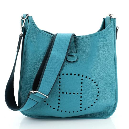 Preload https://img-static.tradesy.com/item/26196910/hermes-evelyne-gen-iii-clemence-pm-blue-leather-cross-body-bag-0-0-540-540.jpg