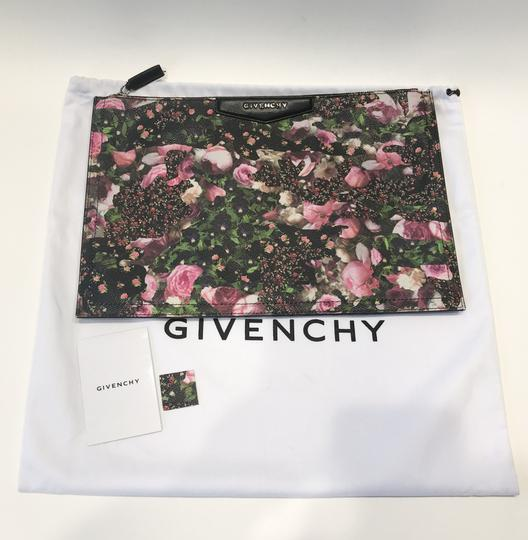 Givenchy Flower print Clutch Image 10