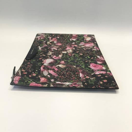 Givenchy Flower print Clutch Image 2