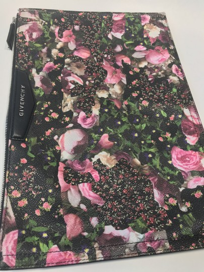 Givenchy Flower print Clutch Image 6