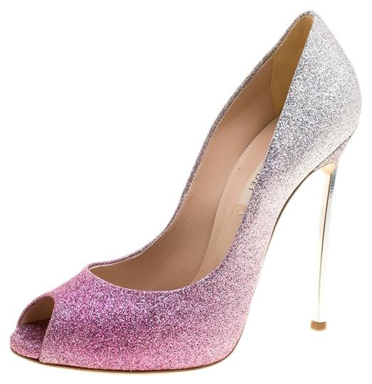 Preload https://img-static.tradesy.com/item/26197069/casadei-metallic-pink-and-silver-ombre-glitter-pegasus-pumps-size-eu-385-approx-us-85-regular-m-b-0-1-540-540.jpg