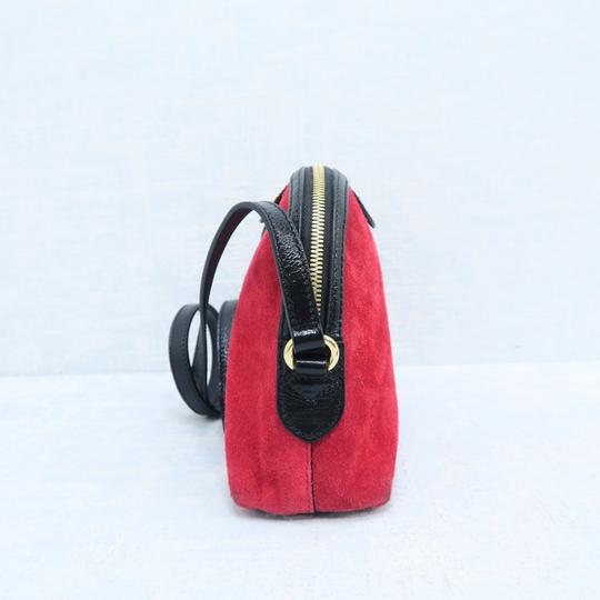 Gucci Ophidia Small Suede Cross Body Bag Image 3