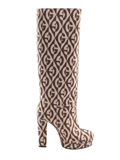 Preload https://img-static.tradesy.com/item/26197298/gucci-brown-in-polyester-bootsbooties-size-eu-37-approx-us-7-regular-m-b-0-0-540-540.jpg