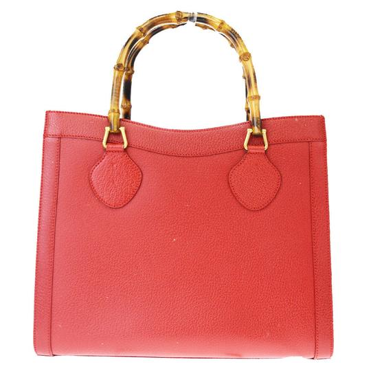 Preload https://img-static.tradesy.com/item/26197337/gucci-bag-bamboo-hand-red-leather-tote-0-1-540-540.jpg
