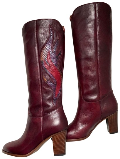 Preload https://img-static.tradesy.com/item/26197366/frye-deep-brownish-wine-multi-snake-print-flame-cutout-knee-high-bootsbooties-bootsbooties-size-us-1-0-1-540-540.jpg
