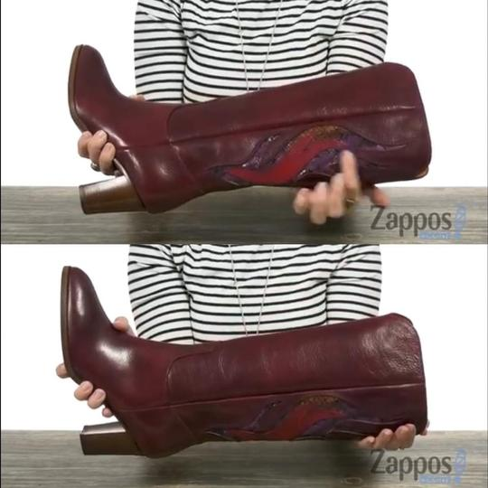 Frye Deep Brownish Wine Boots Image 6