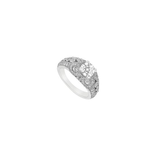 Preload https://img-static.tradesy.com/item/26197452/white-engagement-with-triple-aaa-quality-cz-in-14k-gold-total-gem-ring-0-0-540-540.jpg