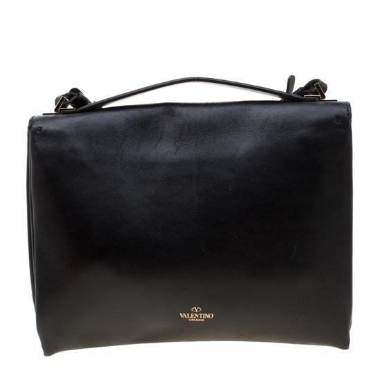 Valentino Leather Chain Shoulder Bag Image 1