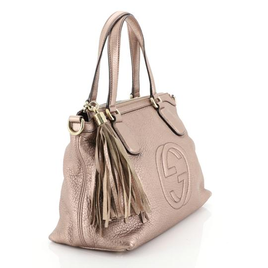 Gucci Satchel in pink Image 1
