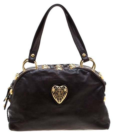 Preload https://img-static.tradesy.com/item/26197667/gucci-dome-dark-leather-medium-babouska-heart-brown-satchel-0-1-540-540.jpg