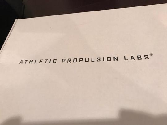 Athletic Propulsion Labs champagne Athletic Image 3