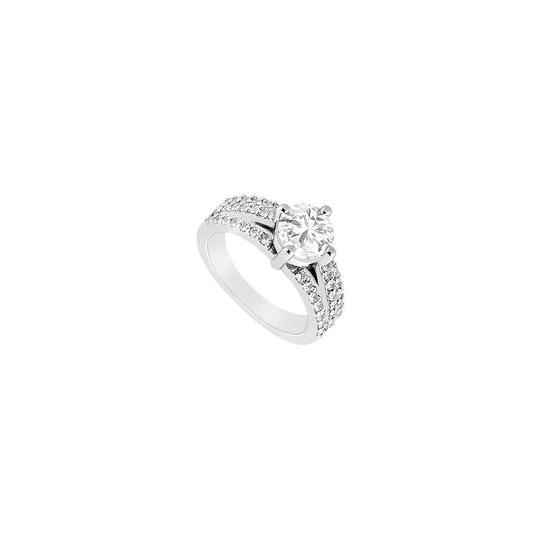 Preload https://img-static.tradesy.com/item/26197713/white-14k-gold-1-carat-cubic-zirconia-engagement-ring-0-0-540-540.jpg