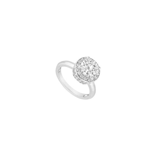 Preload https://img-static.tradesy.com/item/26197715/white-1-carat-engagement-of-cubic-zirconia-set-in-14k-gold-ring-0-0-540-540.jpg