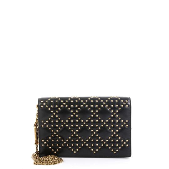 Preload https://img-static.tradesy.com/item/26197812/dior-wallet-on-chain-lady-cannage-studded-black-leather-shoulder-bag-0-0-540-540.jpg