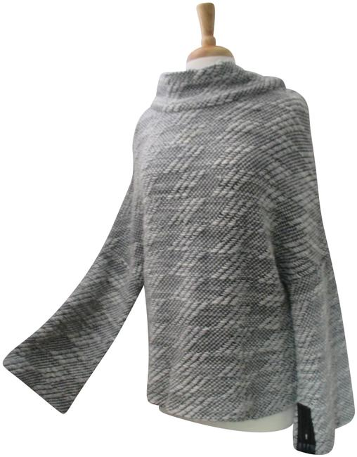 Preload https://img-static.tradesy.com/item/26197874/alexis-cowl-chunky-knit-marbled-grey-sweater-0-1-650-650.jpg