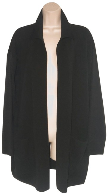 Preload https://img-static.tradesy.com/item/26197896/max-mara-black-weekend-by-made-in-italy-virgin-wool-open-front-cardigan-size-16-xl-plus-0x-0-1-650-650.jpg