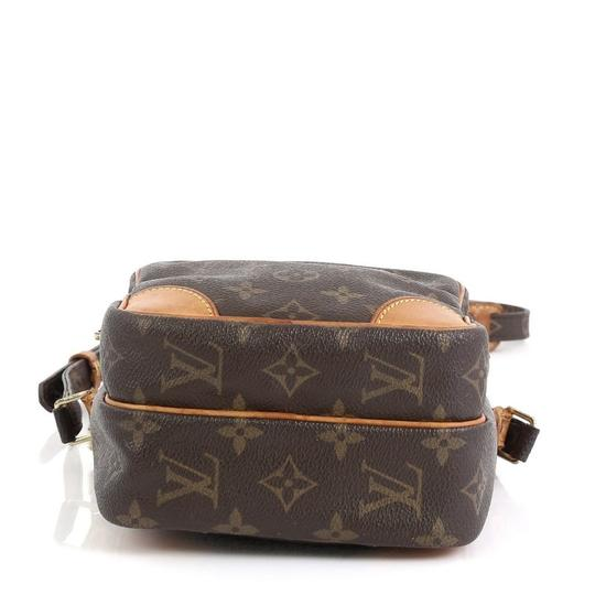 Louis Vuitton Amazone Monogram Canvas Brown Messenger Bag Image 3