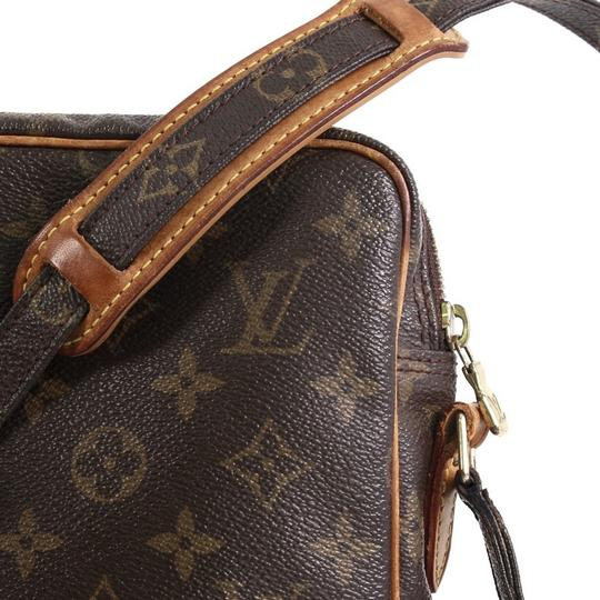 Louis Vuitton Amazone Monogram Canvas Brown Messenger Bag Image 7