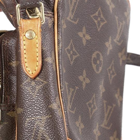 Louis Vuitton Amazone Monogram Canvas Brown Messenger Bag Image 8