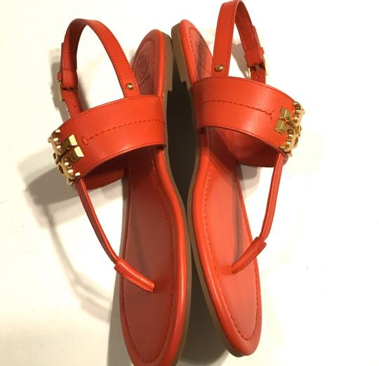 Tory Burch red Sandals Image 2