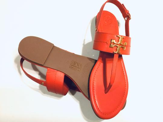 Tory Burch red Sandals Image 3